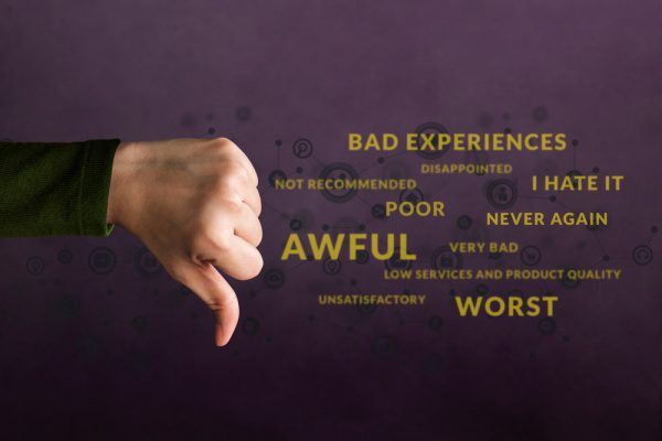 Unhappy Client How to Respond to Negative Reviews