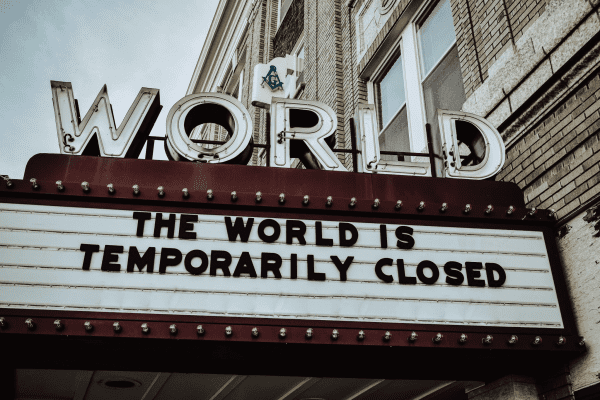 Temporary Closed business The Small Business Guide to Surviving the Pandemic